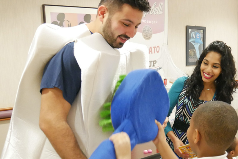 Pediatric Care  - Ashton Dental, Aurora Dentist